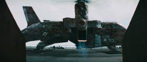 Kill Command Plane