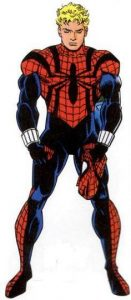 Ben Reilly considers his own sad fate.