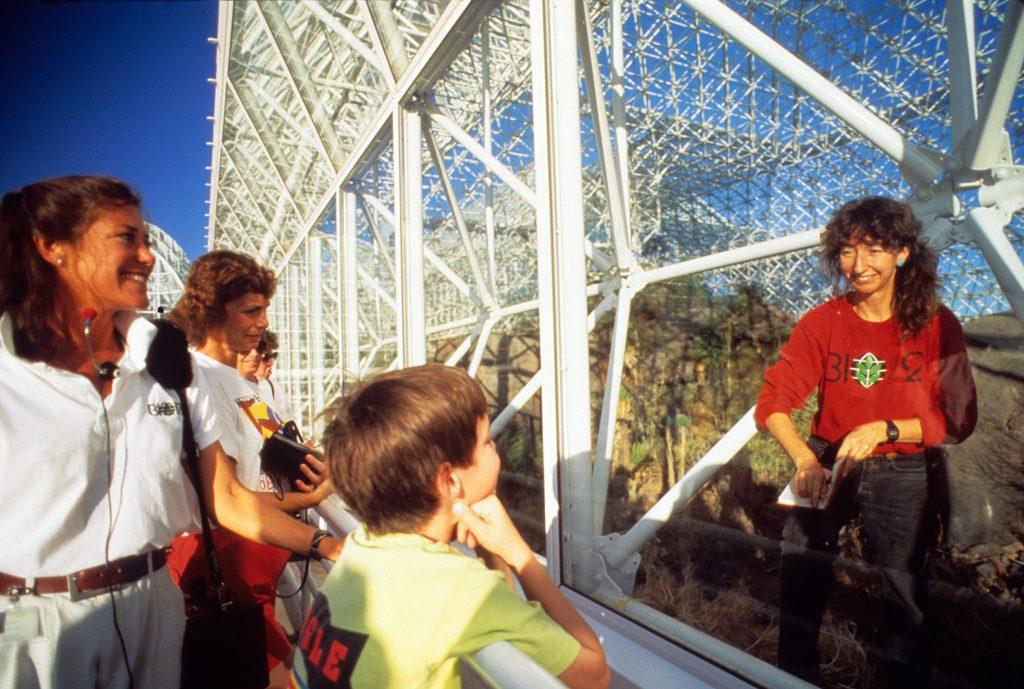 Spaceship Earth film Biosphere 2
