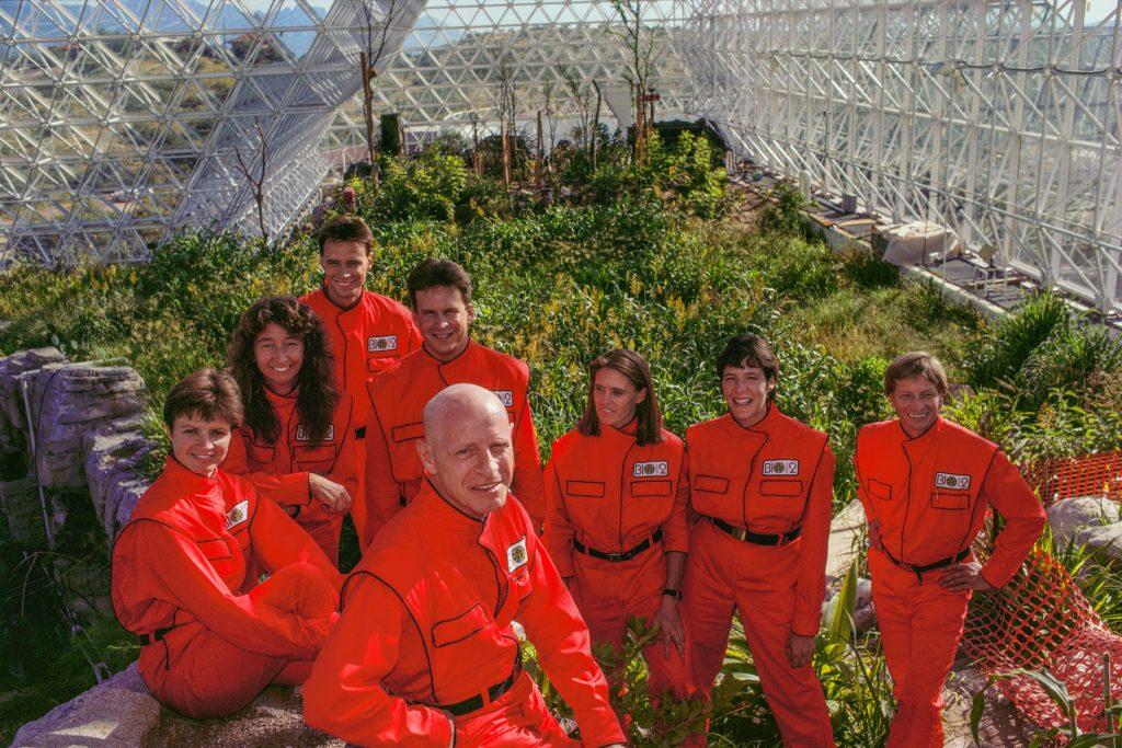 Spaceship Earth Biosphere 2