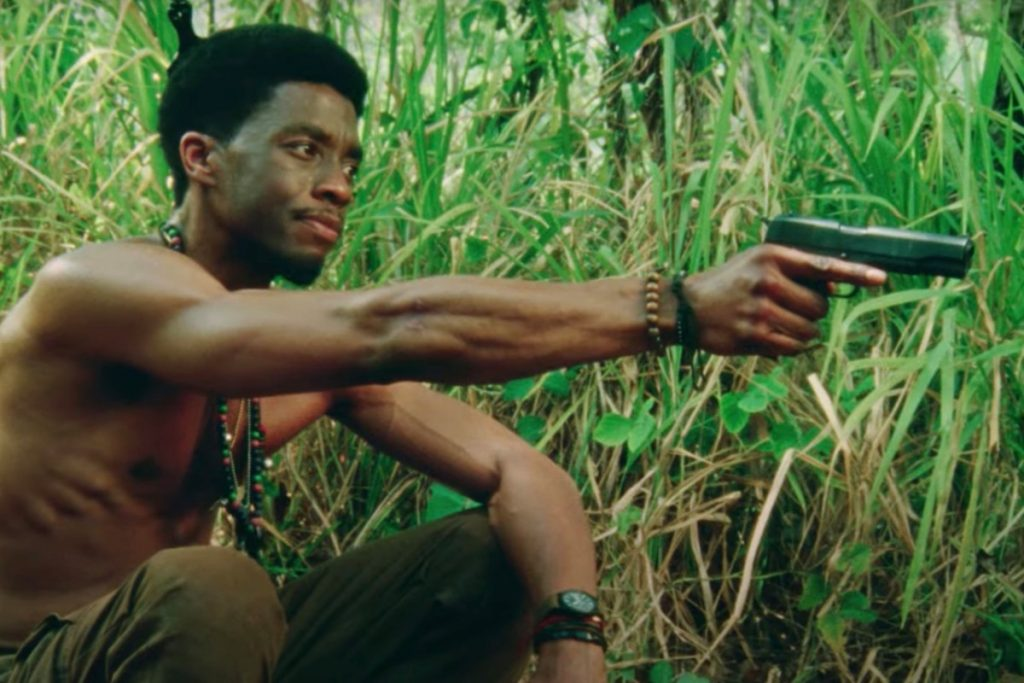 Da 5 Bloods Chadwick Boseman 2020 film