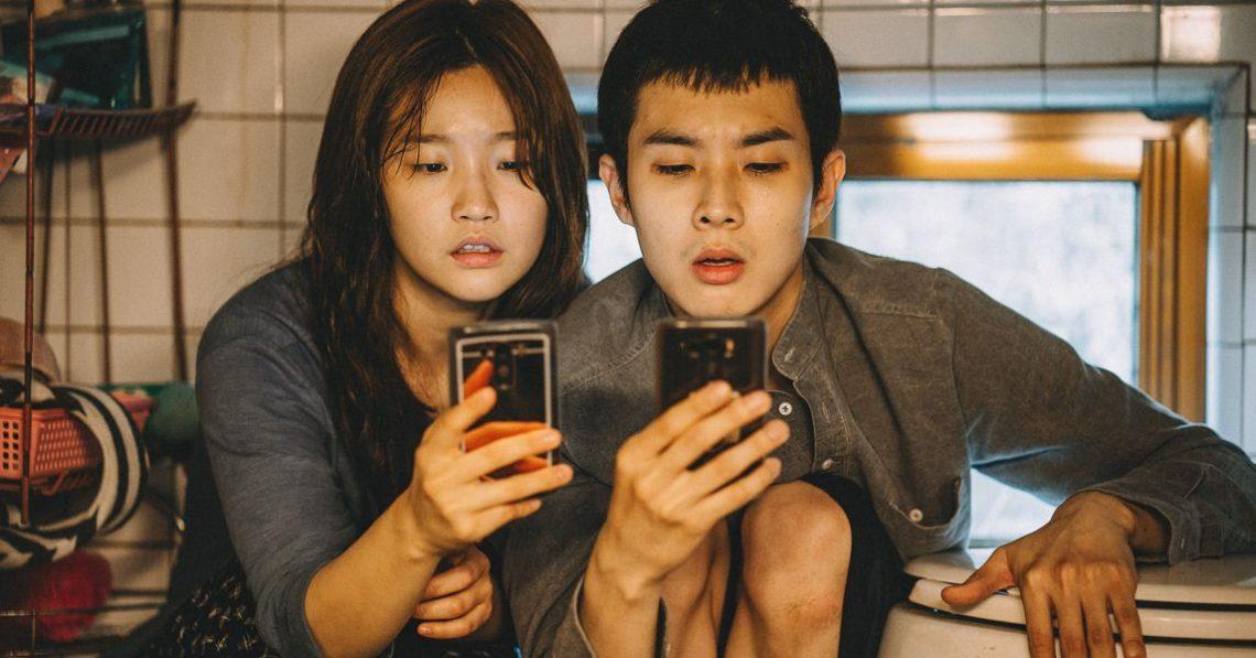 Parasite Bong Joon-ho 2020 film