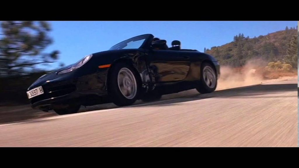 Mission: Impossible 2 car chase