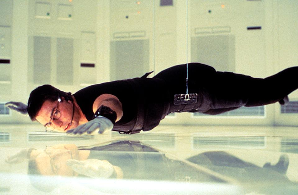 Mission: Impossible 25 years