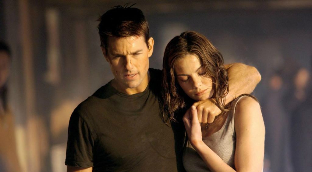 Mission Impossible 3 Michelle Monaghan