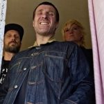 Sleaford Mods and Billy Nomates in Mork n Mindy