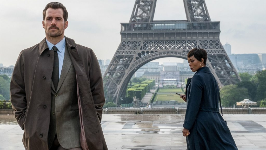 Mission Impossible Fallout Henry Cavill