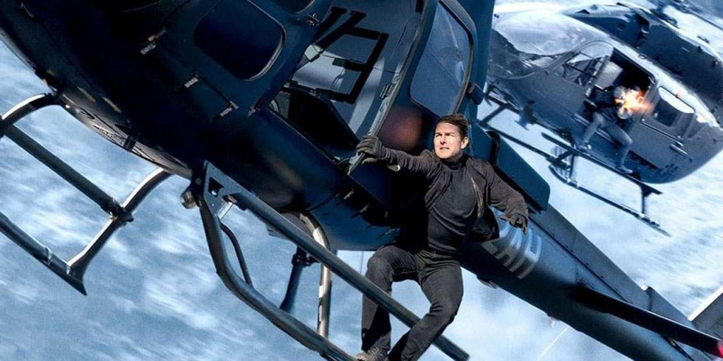 Mission Impossible - Fallout Tom Cruise helicopter