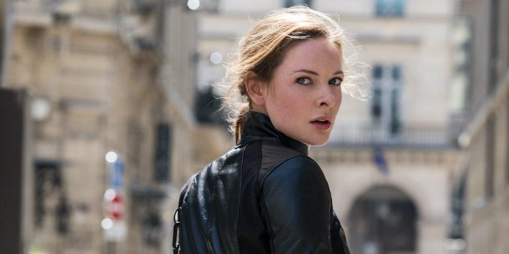 Mission Impossible - Rogue Nation Rebecca Ferguson